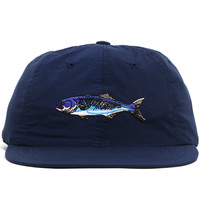 Bluefish Polo Hat Navy