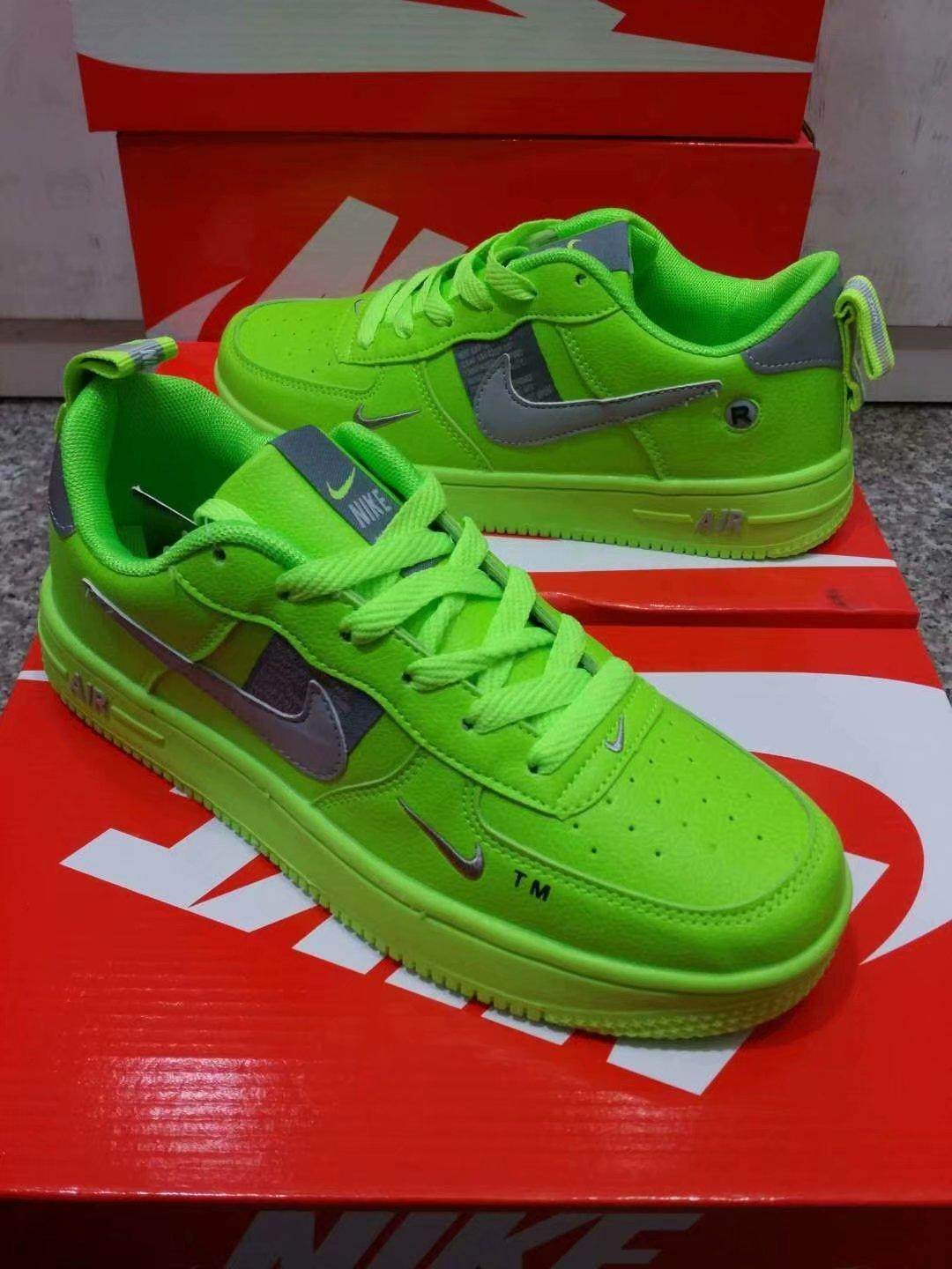 """Image of """"Nike"""" Fashion Casual  Unisex Breathable Comfortable Couple Sneakers Running Shoes"""