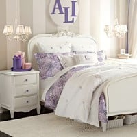 Lilac Bed
