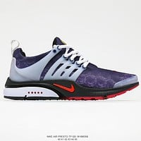 Nike Air Presto Mesh Breathable Running Shoes Basketball Shoes Sneakers