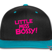 little miss bossy Snapback