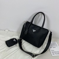 PRADA Shoulder bag tote bag