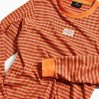 Lazy Oaf Tiny Stripe Long Sleeve Tee | Urban Outfitters