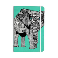 "Pom Graphic Design ""Elephant of Namibia Color"" Everything Notebook"