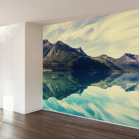 Grand Reflections Wall Mural Decal