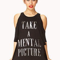 Take A Mental Picture Top