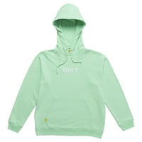 GOLF LOGO HOODIE BY GOLF WANG