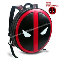 Deadpool Dead pool Taco 2016 Creative  Backpacks Mochila Masculina Super Hero Notebook Computer Bags Men Bagpack for birthday gift AT_70_6