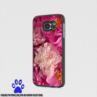 PINK PEONIES for iphone 4/4s/5/5s/5c/6/6+, Samsung S3/S4/S5/S6, iPad 2/3/4/Air/Mini, iPod 4/5, Samsung Note 3/4 Case * NP*