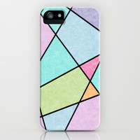 Frosted pastel iPhone & iPod Case by eDrawings38 | Society6