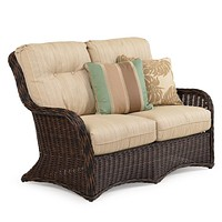 Ventura Beach Patio Furniture - Black Walnut and Clove Weave - O4030  Outdoor
