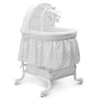 Simmons Kids® Lucia Deluxe Gliding Bassinet