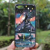 Light,Tangled the lights Art ,iphone 4 case,iPhone4s case, iphone 5 case,iphone 5c case,Gift,Personalized,water proof