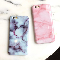 Unique Marble Case for iPhone
