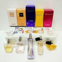 Day-First™ Lancome Limited Edition Five Piece Set Of Ladies Perfume