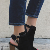 New Obsession Booties