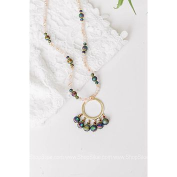 Gypsy Soul Beaded Necklace