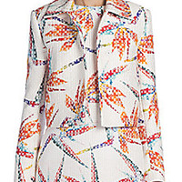 Fendi - Quilted Cropped Jacket - Saks Fifth Avenue Mobile