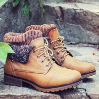 The Nor'wester Boots in Tan