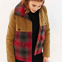 Woolrich The Mix Up Jacket- Red