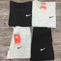 NIKE Bottom Fashion Casual Suit-2