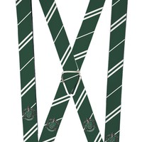 Slytherin Suspenders