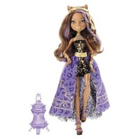 LicensedCartoons.com: Monster High 13 Wishes Haunt the Casbah Clawdeen Wolf Doll