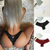 Ladies Untrathin and Soft  Sexy Lace Underwear Panties