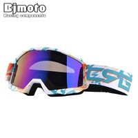 BJMOTO Motocross Glasses Goggles Ski Enduro Off-Road Hemlet Windproof MX Moto Riding Racing Sunglasses For KTM BMW Honda Yamaha