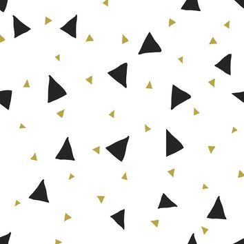 Confetti Triangles