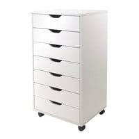 Halifax Cabinet for Closet / Office with 7 Drawers