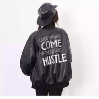 HUSTLE HARD <3