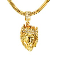 Gift Stylish Shiny Jewelry New Arrival Pendant Hip-hop Accessory Necklace [10210218947]