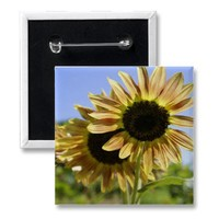 Sunny Day Pin from Zazzle.com