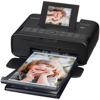 Canon Selphy Selphy Cp1200 Mobile & Compact Printer (black)