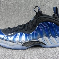 Nike Air Foamposite Pro Blue Mirror Sneaker