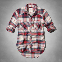 Benni Flannel Shirt