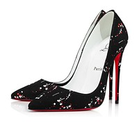 Christian Louboutin Pointed high heels 120 mm