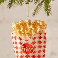 French Fries Ornament - Urban Outfitters