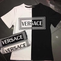 shosouvenir Versace Men Womens Cotton T-shirt