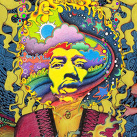 Psychedelic Trippy Art Poster Decor 4819