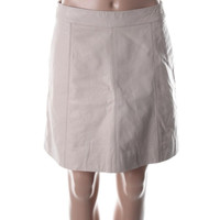Marc by Marc Jacobs Womens Leather Lined A-Line Skirt