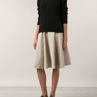 Sofie D'hoore A-line Pleated Skirt - A'maree's - Farfetch.com