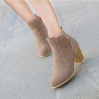 Martin Ankle Boots Women