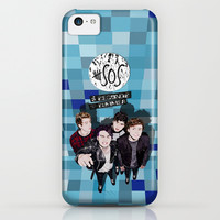 Summer Boys iphone 4 4s, 5 5s 5c, 6, ipod, ipad, pillow case and tee tshirt iPhone & iPod Case by Three Second