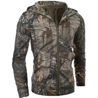 Men's Camouflage Waterproof  Hunting/Tactical Jacket