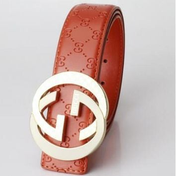 Gucci Women Men Belt