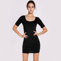 New Women's Sexy Stylish Casual Dress Pencil Bodycon Formal Business Party Dress