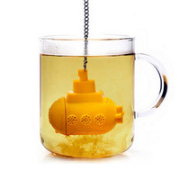 Tea Infuser Stainless Steel or Silicone Tea Pot Infuser Sphere Mesh Tea Strainer Handle Tea Ball