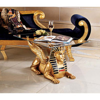Park Avenue Collection Sphinx Coffee Table